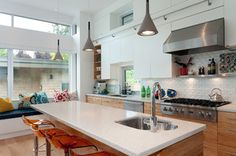 Recent Work - contemporary - kitchen - vancouver - by blurrdMEDIA