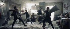 BTS - RUN MV 截圖心得 @ HI 這裡是迷妹灣 :: 痞客邦 PIXNET ::