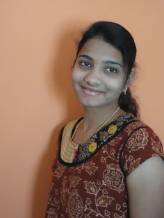 This Photo is clicked when we did photo session at home, Bangalore on May 2012