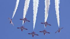 The three-day Abbotsford International Airshow featured demonstrations from fighter jets, wing walkers, hang-gliders and Hornets. Air Show, Wind Turbine, Vancouver, Fighter Jets, Canada, News, Fun, Hunting, Funny