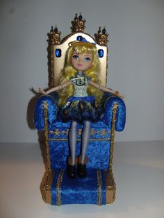 Furniture for Ever After High Dolls  Handmade by monsternitezzzz, $30.00