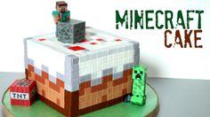 How to Make a Minecraft Cake (+playlist)