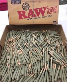 I explain why RAW has the best rolling paper out there and detail a way for you to never have to stop off at a seedy gas station for papers ever again.