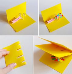 Paper Craft, Papercraft, Diy Gift, Giftbox, Packaging Idea, Gift Box ...