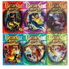 Click here to buy this book. http://www.bookbundles.co.uk/beast-quest-pack-series-4-6-books-by-adam-blade-75222-p.asp
