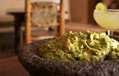 guacomole at your table - Gabriel's Restaurant