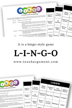 Pin by Teach Argument on General Awesome Teaching Stuff