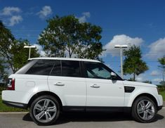 2013 Range Rover Sport with Supercharged Wheels #LandRoverPalmBeach #LandRover #RangeRover http://www.landroverpalmbeach.com/