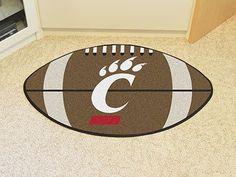 University of Cincinnati Football Mat