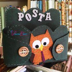 KIT - GUFO PORTA POSTA