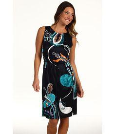 Fun printed Elie Tahari dress