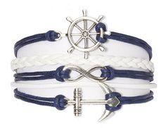 Enter Regan Walker's Blog Tour Giveaway for a Nautical-themed Bracelet! #Historical #Romance #ToTametheWindBlogTour #Giveaway