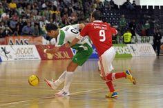Rio Ave perde frente Benfica por 2-5 no play-off de futsal