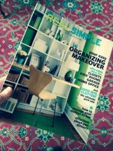 Check out my color cues featured in this month's Real Simple magazine!