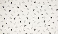 Paper Planes | Kiwi Fabrics