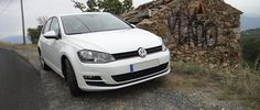 2014 Volkswagen Golf #vw #Volkswagen #golf #golf7 #golfmk7 #cars #motor #Automotive #biler