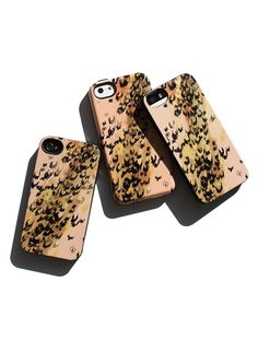 Leopard Pattern iPhone Cases