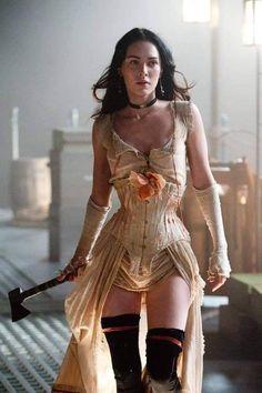 Megan Fox Style, Megan Fox Hot, Megan Fox Bikini, Pretty People, Beautiful People, Chica Punk, Looks Halloween, Celebs, Celebrities