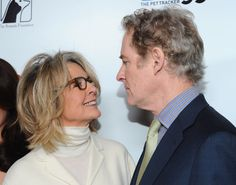 """Diane Keaton Photos Photos - Actors Diane Keaton and Kevin Kline attend the Los Angeles premiere of Sony Pictures Classics' """"Darling Companion"""" at the Egyptian Theatre on April 17, 2012 in Hollywood, California. - Premiere Of Sony Pictures Classics' """"Darling Companion"""" - Red Carpet"""