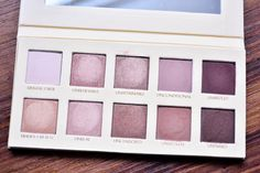 LORAC Unzipped Swatch & Review!