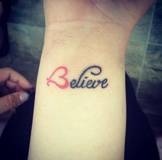 Image from http://viralpursuit.com/wp-content/uploads/2014/12/Believe_tattoo.png.