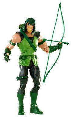 DC Universe Classics Green Arrow Collectible Figure