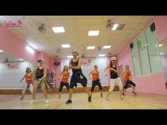 Nhảy Zumba | Zumbalicious | Zumba Fitness Vietnam | Lazum3 - YouTube