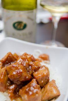 Le porc à l'indonesienne http://bit.ly/1EFkq6h #recette #blog