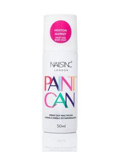 Esmalte em Spray da Nail Inc