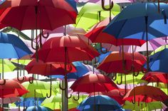 Umbrellas by Marco Dall'Omo on 500px