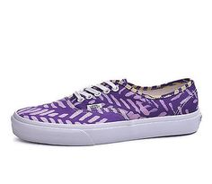 Vans Authentic Della Batik Multi Classic Low Top Shoes