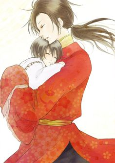China and Japan...aaawwh, how much do I love this!! Deep and beautiful!!<3
