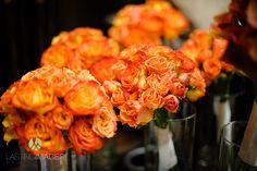 Orange rose bridal bouquets | Lasting Images Photograhy | villasiena.cc