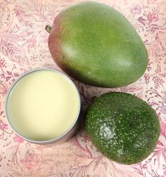 Mango Avocado Balm on Soapqueen.com   #soapmaking     I lovvvvveeee this balm. It is great for dry chapped hands and body.
