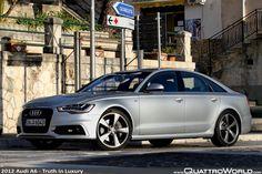 Audi A6 3.0 TFSI S-line