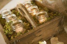 décoration mariage naturel champêtre