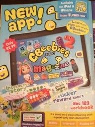 Craving CBeebies apps? BBC to launch CBeebies Magazine for iPad   Apps Playground