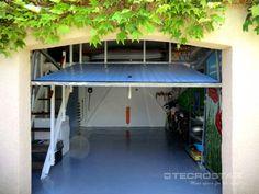 Gracias a su versatilidad los altillos Tecrostar se adaptan a todos los garajes.