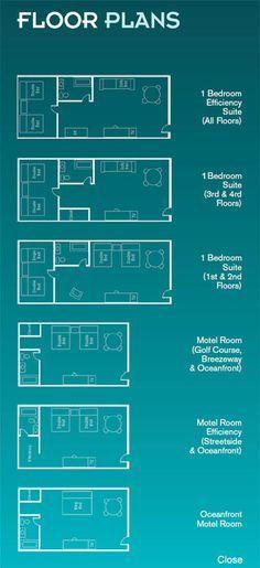 motel room floor plans - Google Search