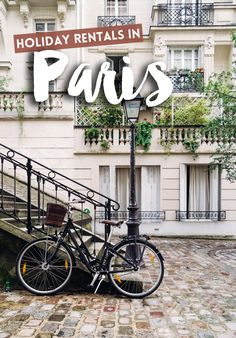 Explore Paris' charming streets from these holiday rentals in the city   Holiday rentals and hotels in Paris
