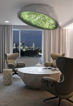 Pullman hotels new concept designer meeting rooms