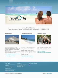 See the full website at www.vacationdreams.ca