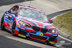 #235 BMW Motorsport BMW M235i Racing: Marcus Schurig, Alex Hofmann, Jethro Bovingdon, Alexander Mies at 24 Hours of Nürburgring