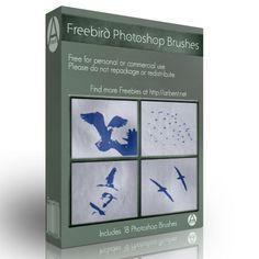 Arbenting18 High Resolution Free Bird Photoshop Brushes - Arbenting