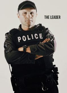 Enrico Colantoni from Flashpoint