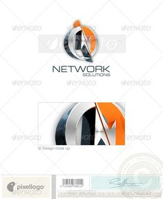 Technology 3D-81 - Logo Design Template Vector #logotype Download it here: http://graphicriver.net/item/technology-logo-3d81/524507?s_rank=1398?ref=nesto