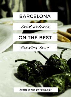Barcelona: On the Best Foodies Tour Barcelona Food, Visit Barcelona, Barcelona City, Europe Travel Tips, Spain Travel, European Travel, Portugal Travel, Europe Destinations, Travel Info
