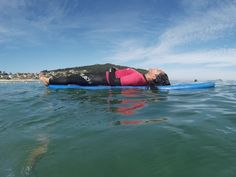 Uma surfing relax