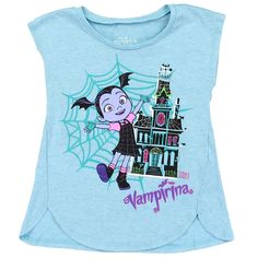 1d249955b Disney Jr Vampirina Toddler Girls Shirt. Disney Junior, Shirts For Girls, Toddler  Girl, Kids Fashion, Girl Outfits, Child ...