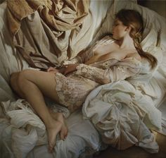 hyper-realistic paintings by Serge Marshennikov | Machine Factory
